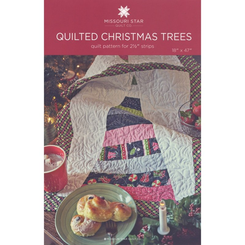 Quilted Christmas Trees Pattern by Missouri Star