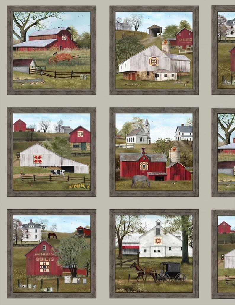 Panel Headin Home Barns