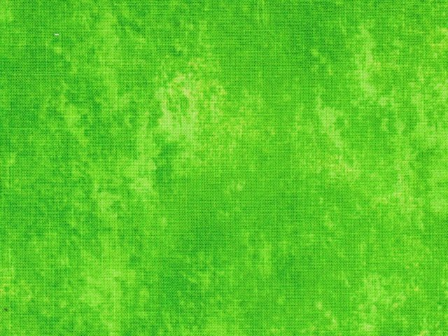 Smudge of Color Green