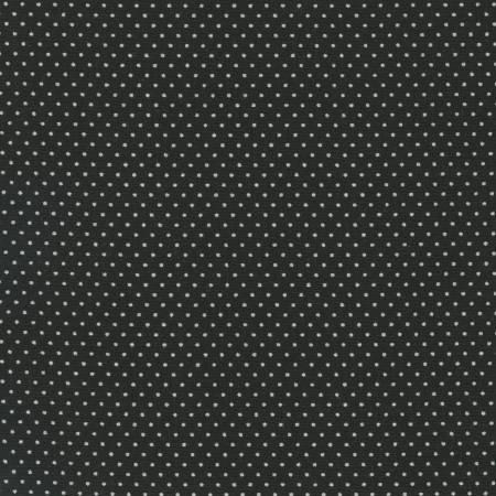 Mini Dots - Black and white - BD-20707-A15