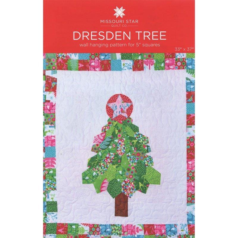 Dresden Tree Wall Hanging Pattern by Missouri Star