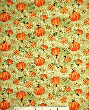 grateful harvest 4569 pumpkins SPX fabric