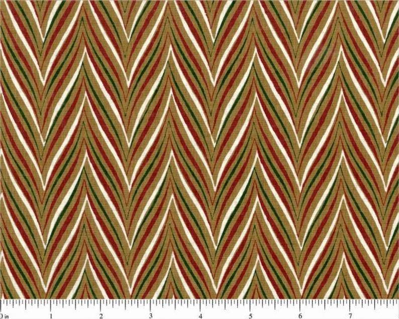 Anna Griffin Yuletide CF2504-1 fabric