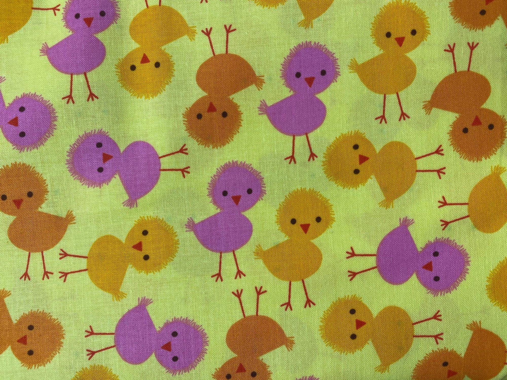Robert Kaufman prints Chicks ZD-57414-001