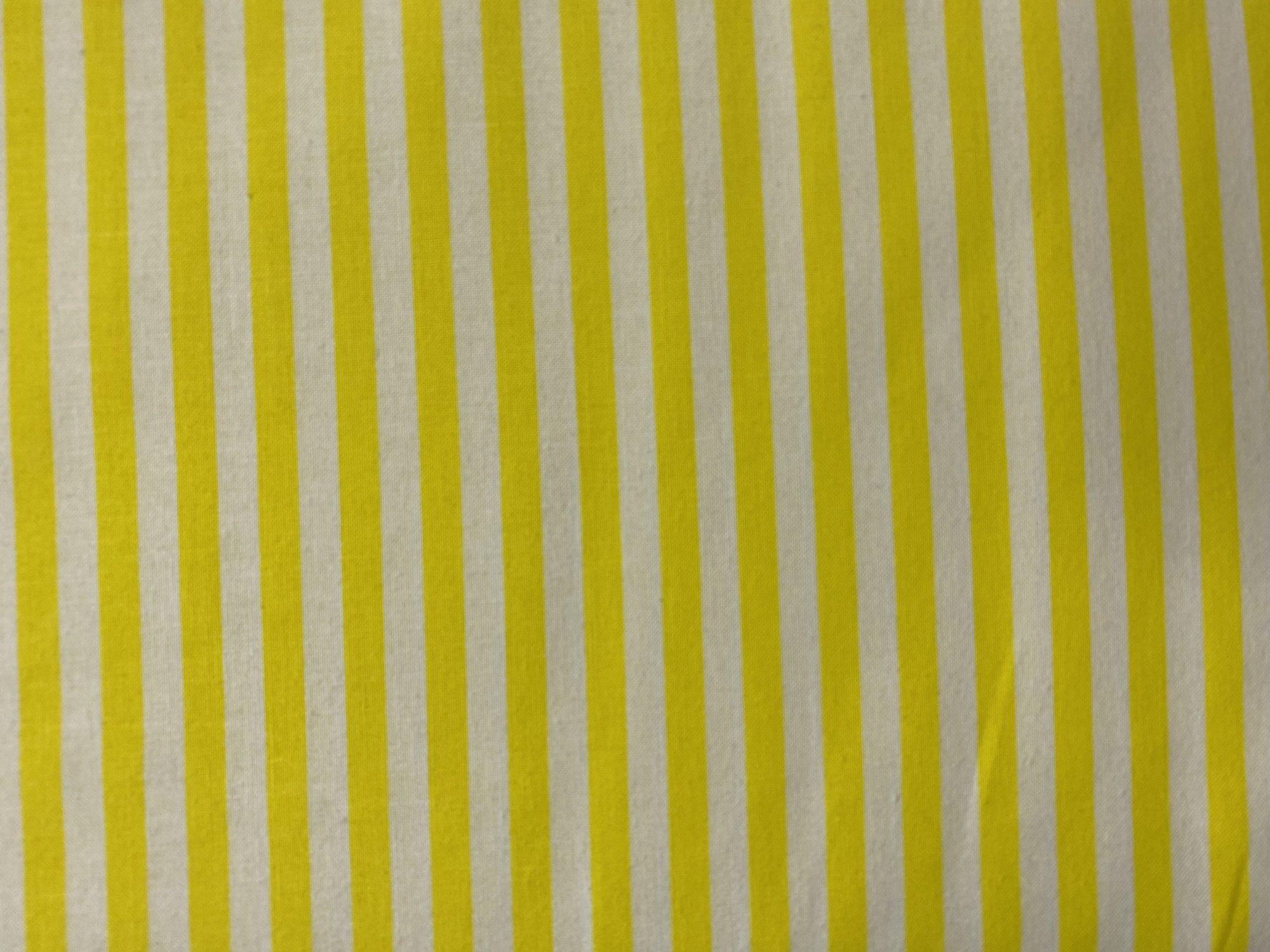 Choice Yellow & White Stripe BD-45343-A02