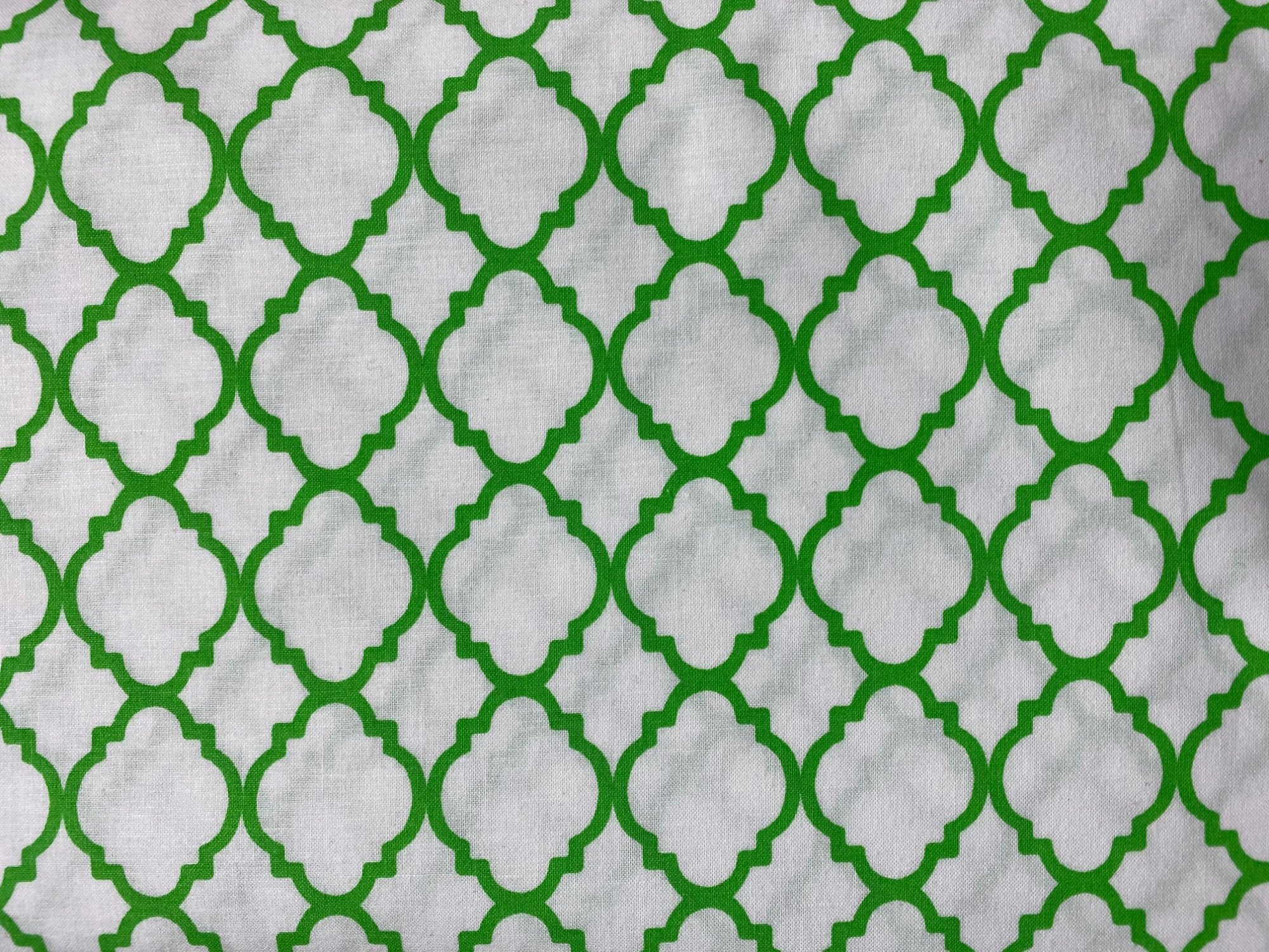 Choice Quatrefoil  Green BD-48521-A05
