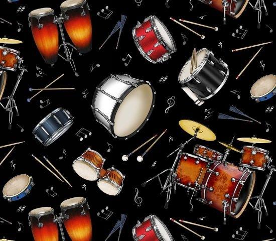 Elizabeth's Studio - Jazz Instruments Black - 239Black