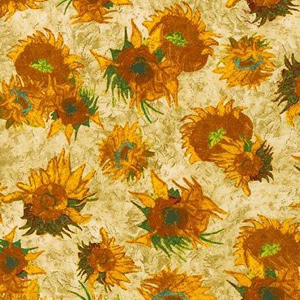 Van Gogh 2 Sunflowers 15873-125