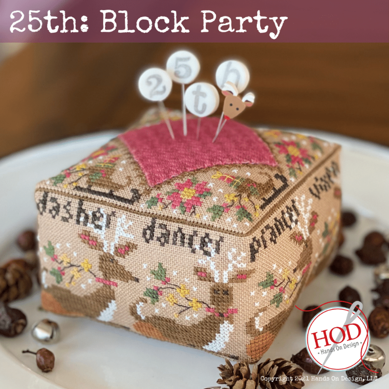 Block Party 25th