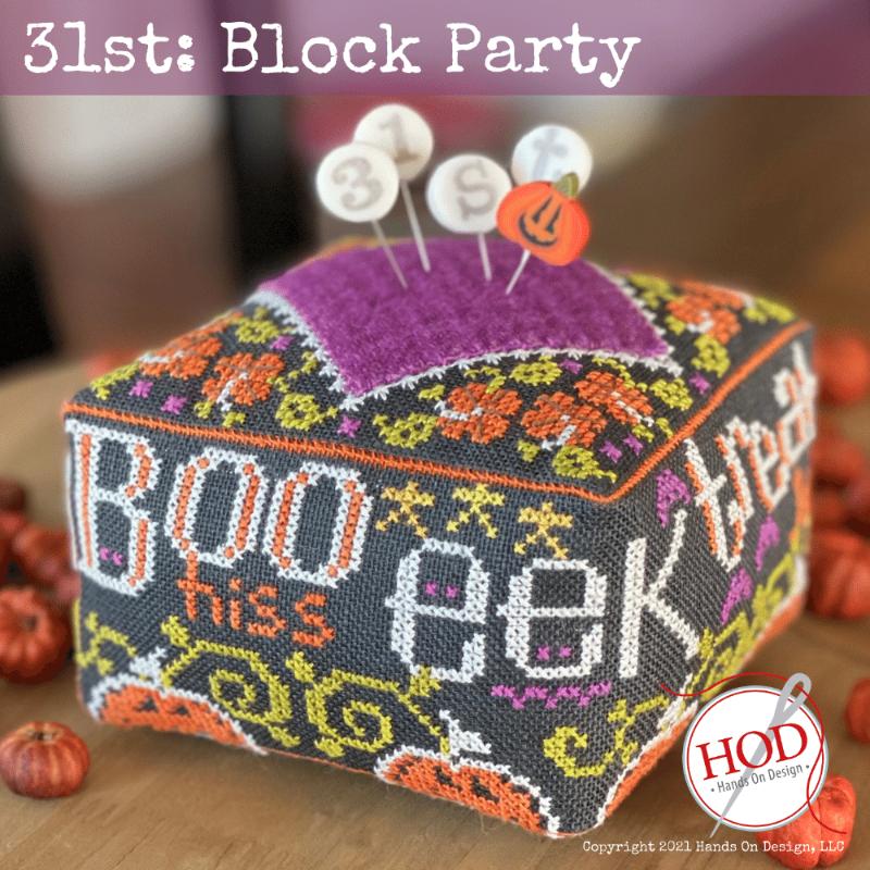 Block Party 31st