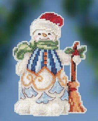 Clean Sweep Snowman