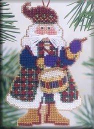 Drum Santa