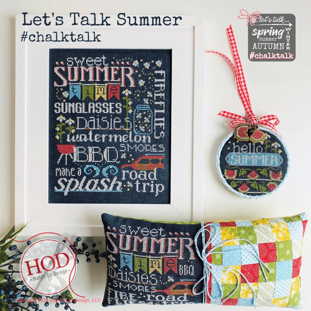 Let's Talk Summer