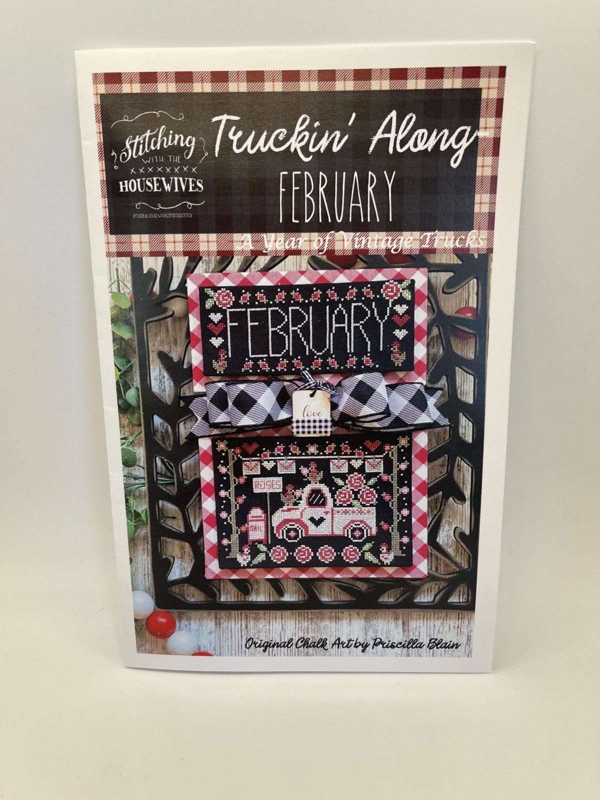 Truckin' Along February