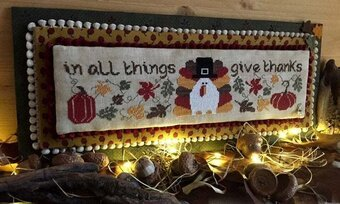 In All Things Give Thanks