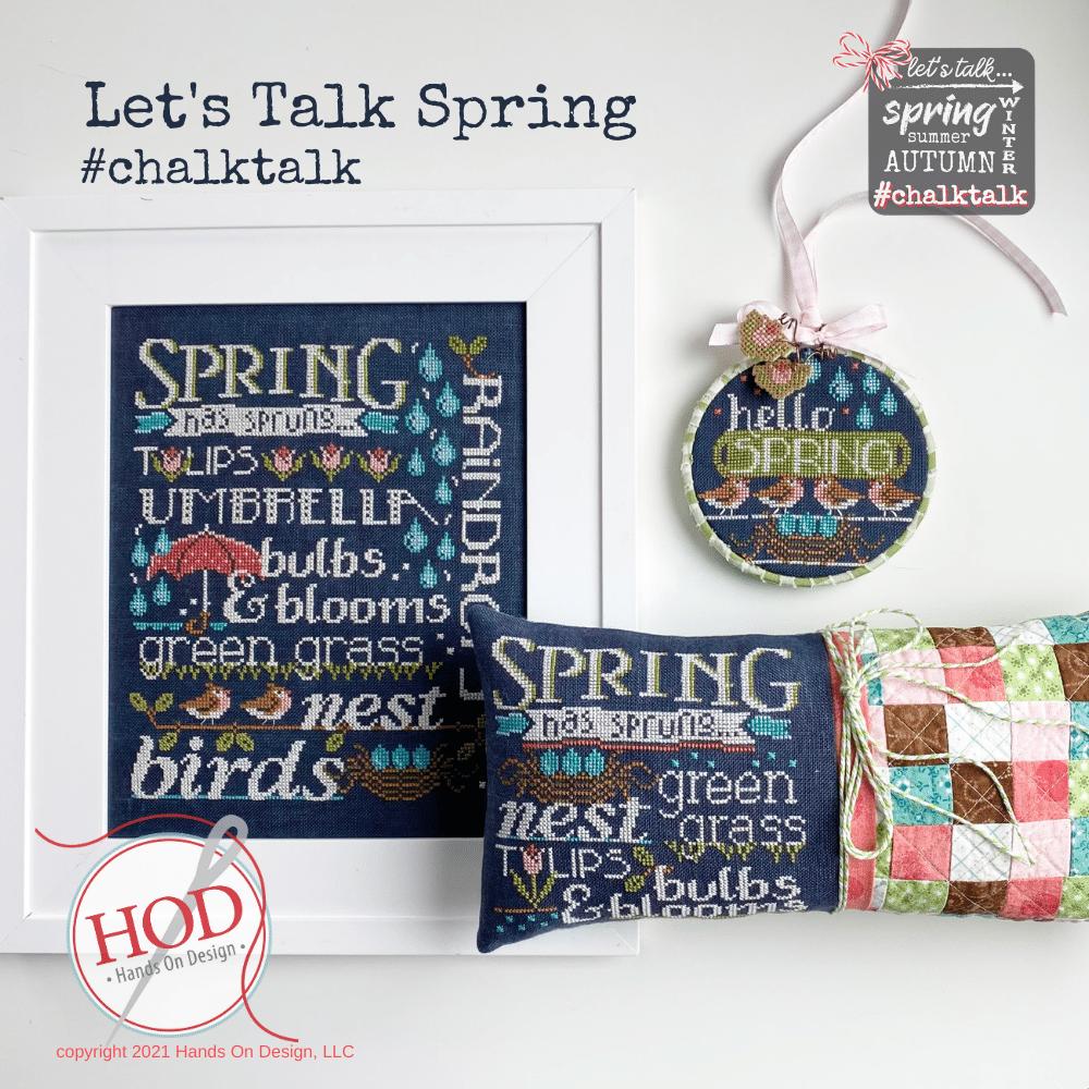 Let's Talk Spring