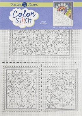 Color Stitch Full Bloom
