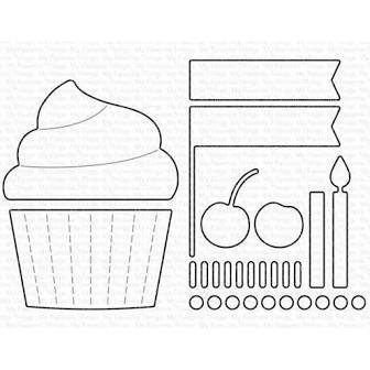 My Favorite Things Cupcakes and Sprinkles