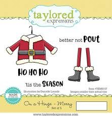 Taylored Expressions On a Hinge - Merry