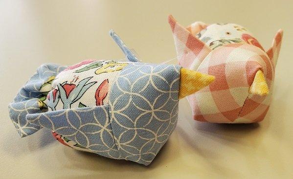 Kit, Bird Pin Cushion