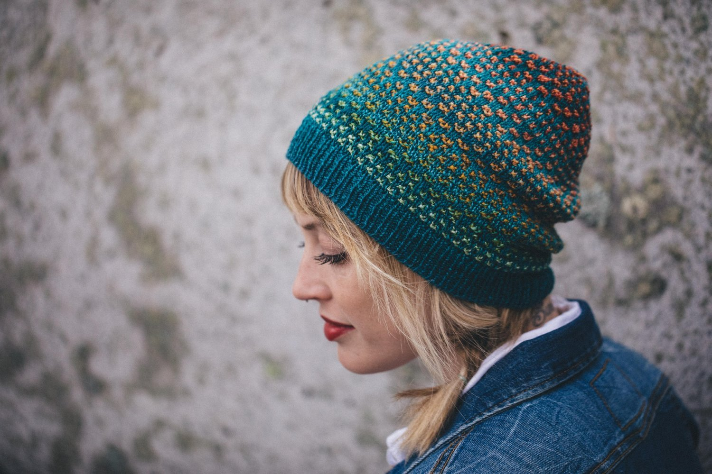 Shiftalong Hat Pattern