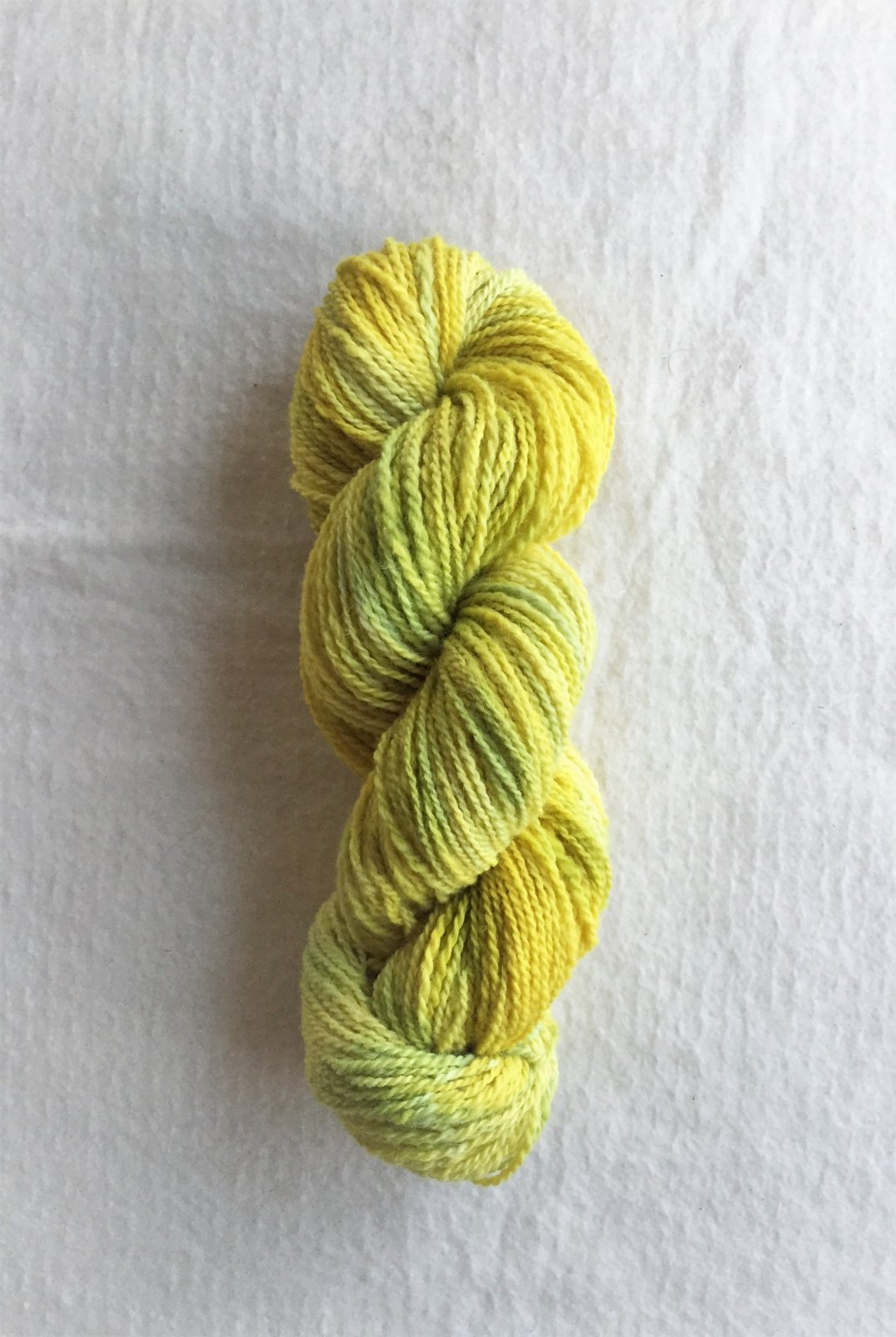 Nyssa by Pindrop Fibers - Botanically Dyed - 100% Ohio Wool - Sport Weight