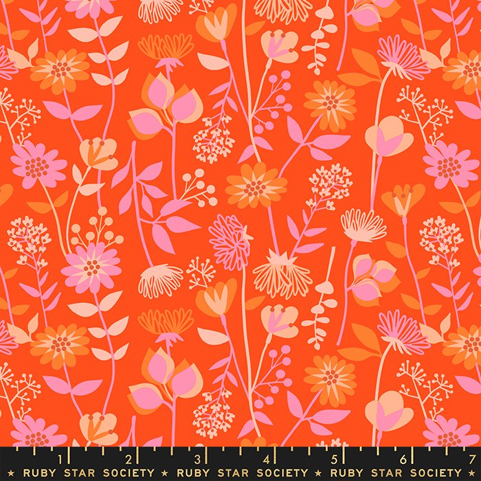Meadow in Florida - PREORDER - Stay Gold by Melody Miller - Ruby Star Society Fabrics