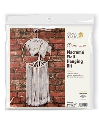 Macrame Kit - Palm Tree Wall Hanging