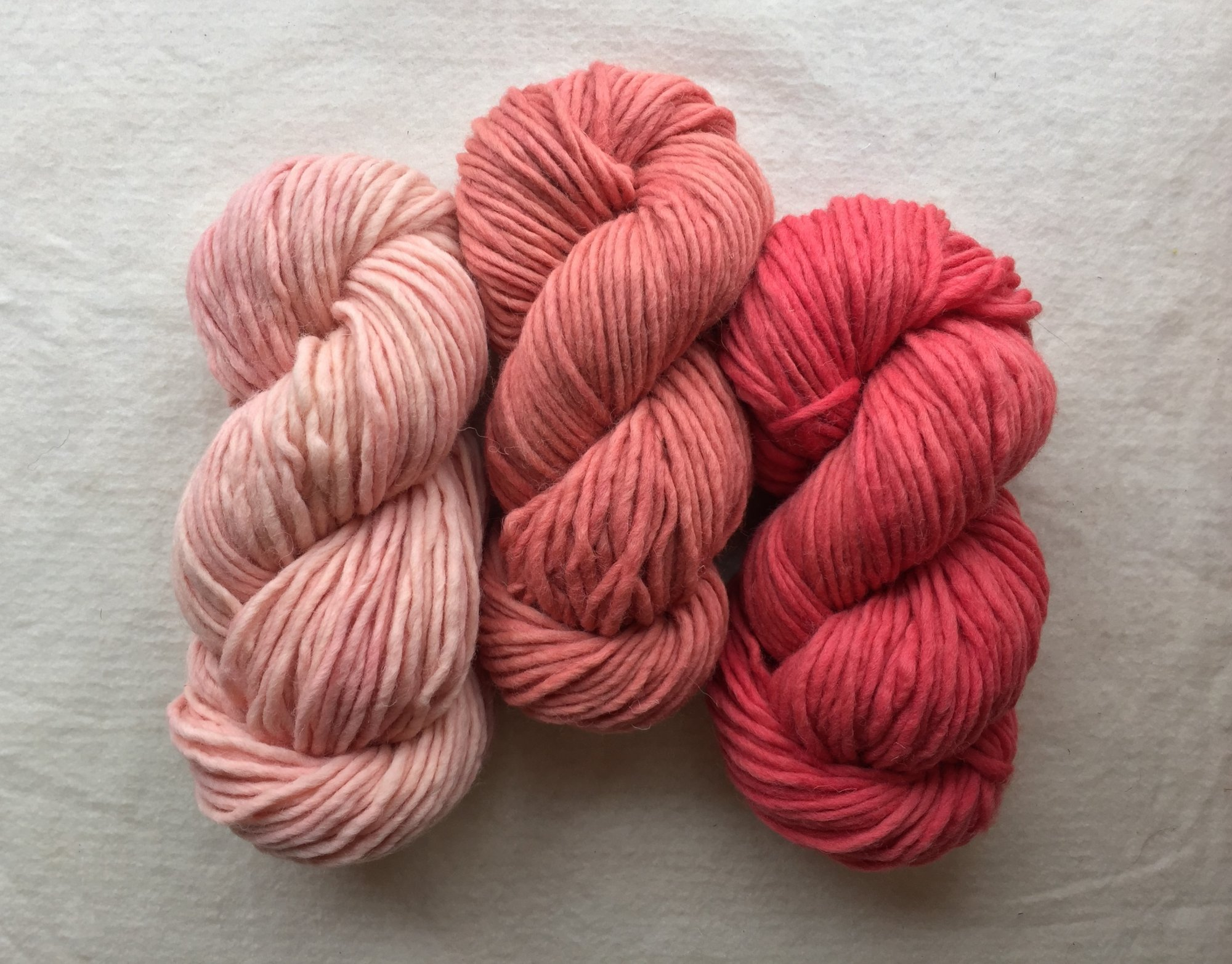 Magne by Pindrop Fibers - Botanically Dyed