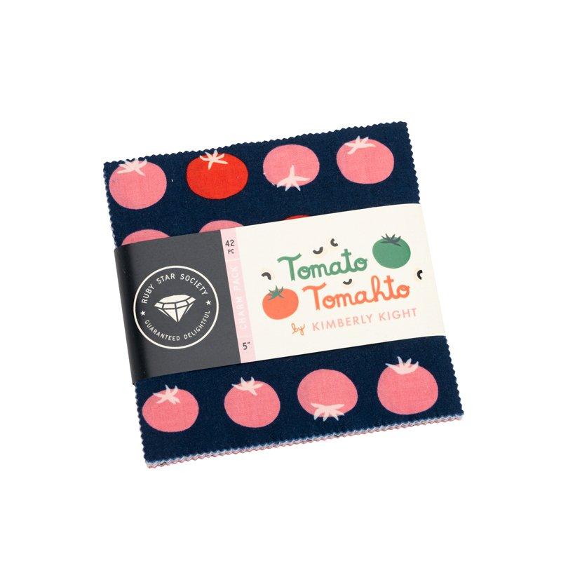 Tomato Tomahto Charm Pack by Ruby Star Society