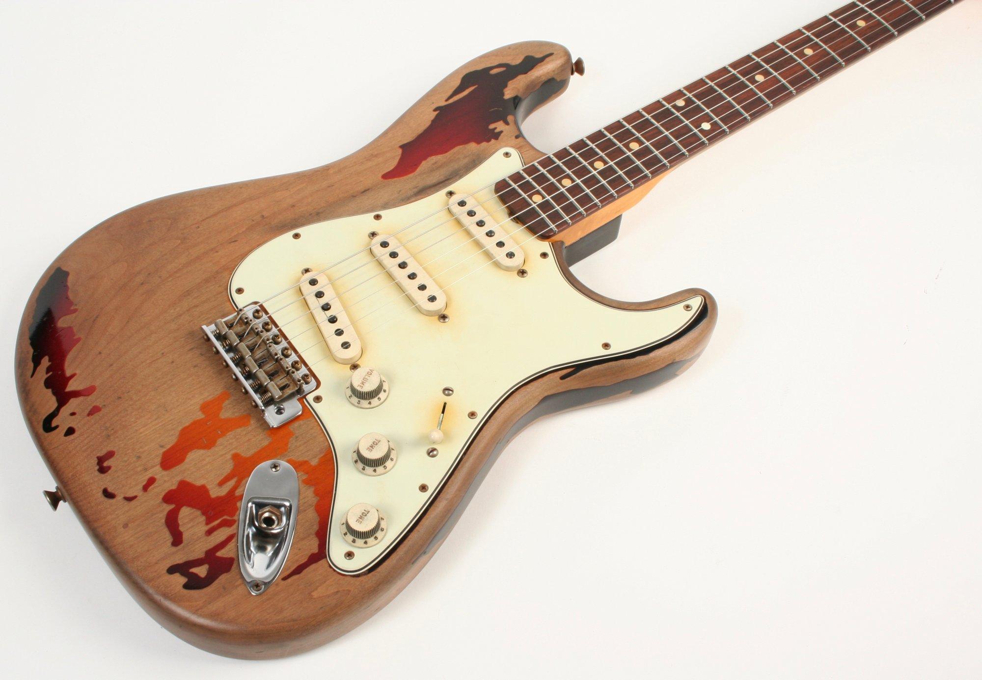 Fender Custom Shop Rory Gallager,Stratocaster