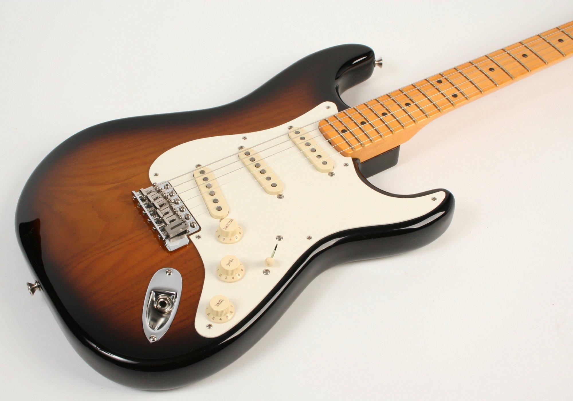 Fender Eric Johnson 1954 Stratocaster Virginia
