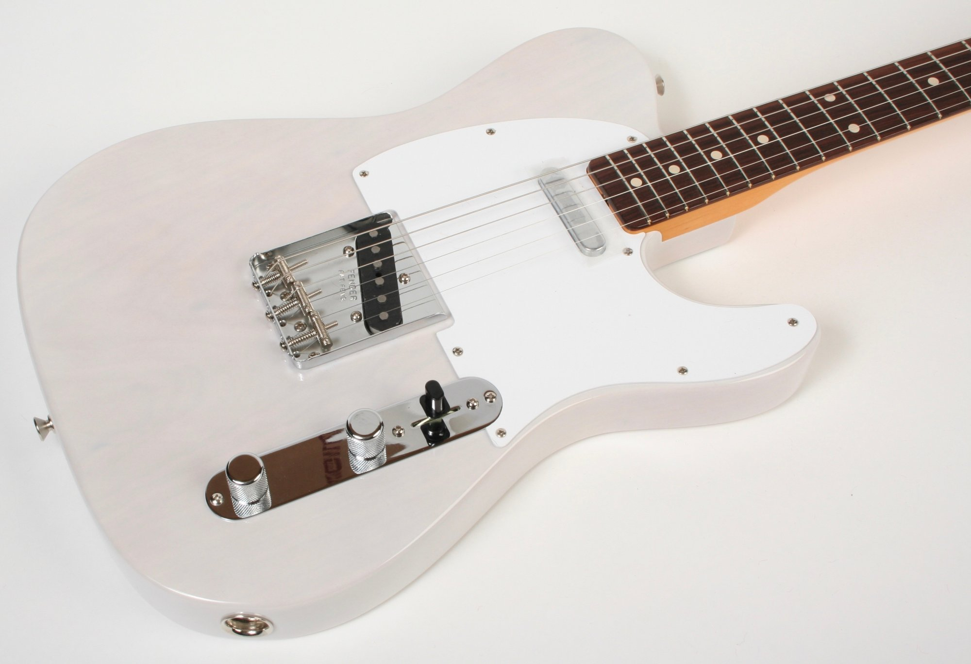 Fender Jimmy Page Telecaster Mirror Blonde
