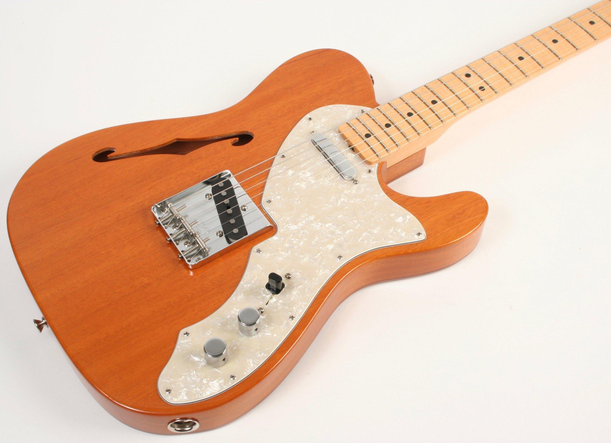 Fender Vintage Custom 1968 Telecaster Thinline