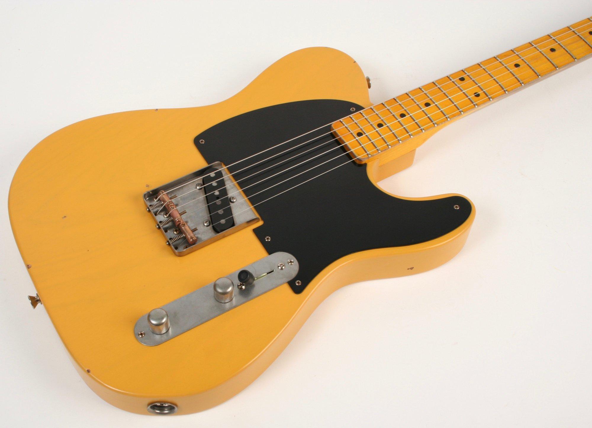 Nash Guitars E-52 Butterscotch Blonde