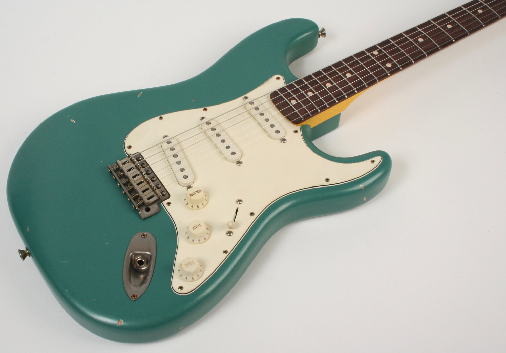 Nash Guitars S-63 Sherwood Green