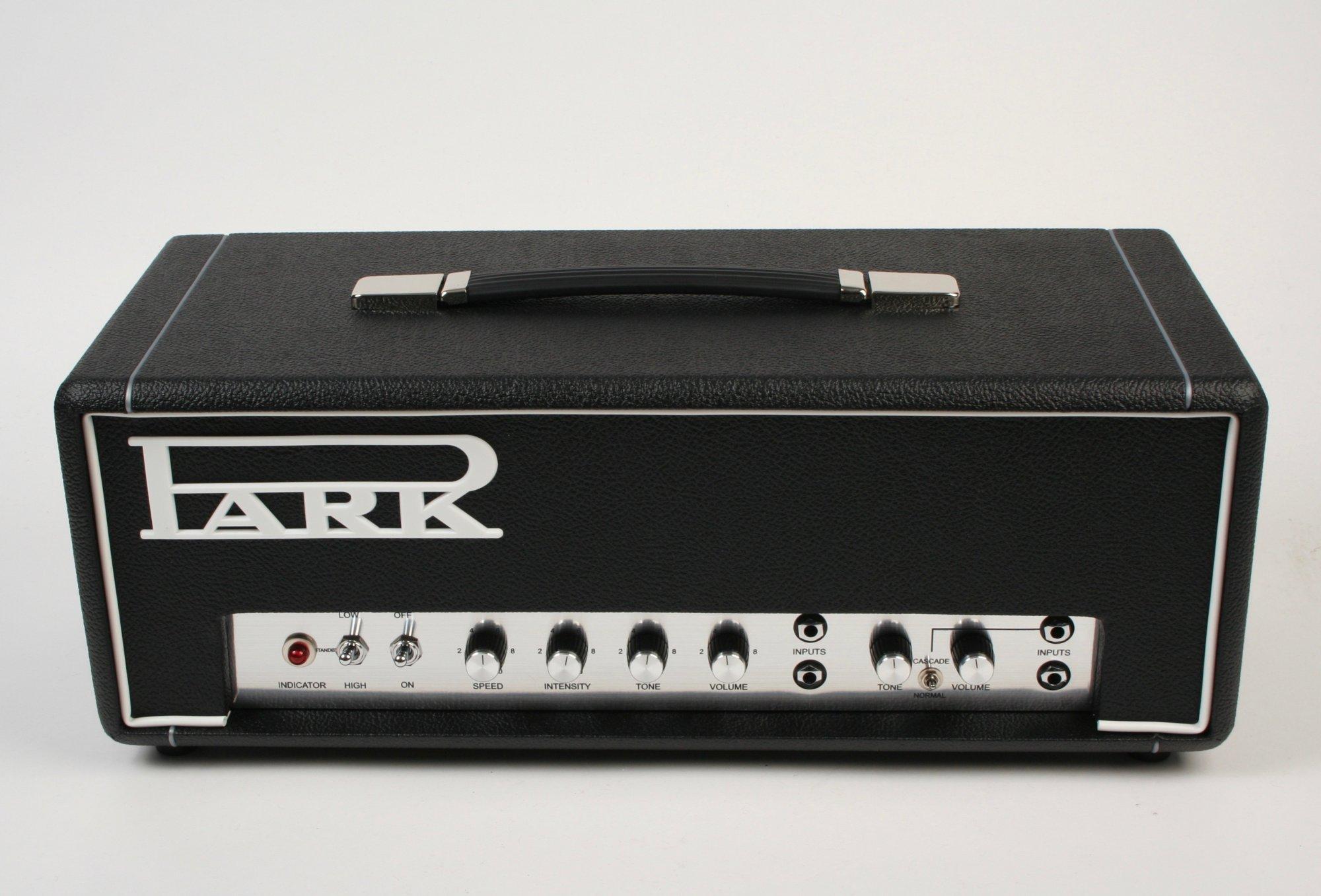 Park Amplifiers 18 Watt Head Black