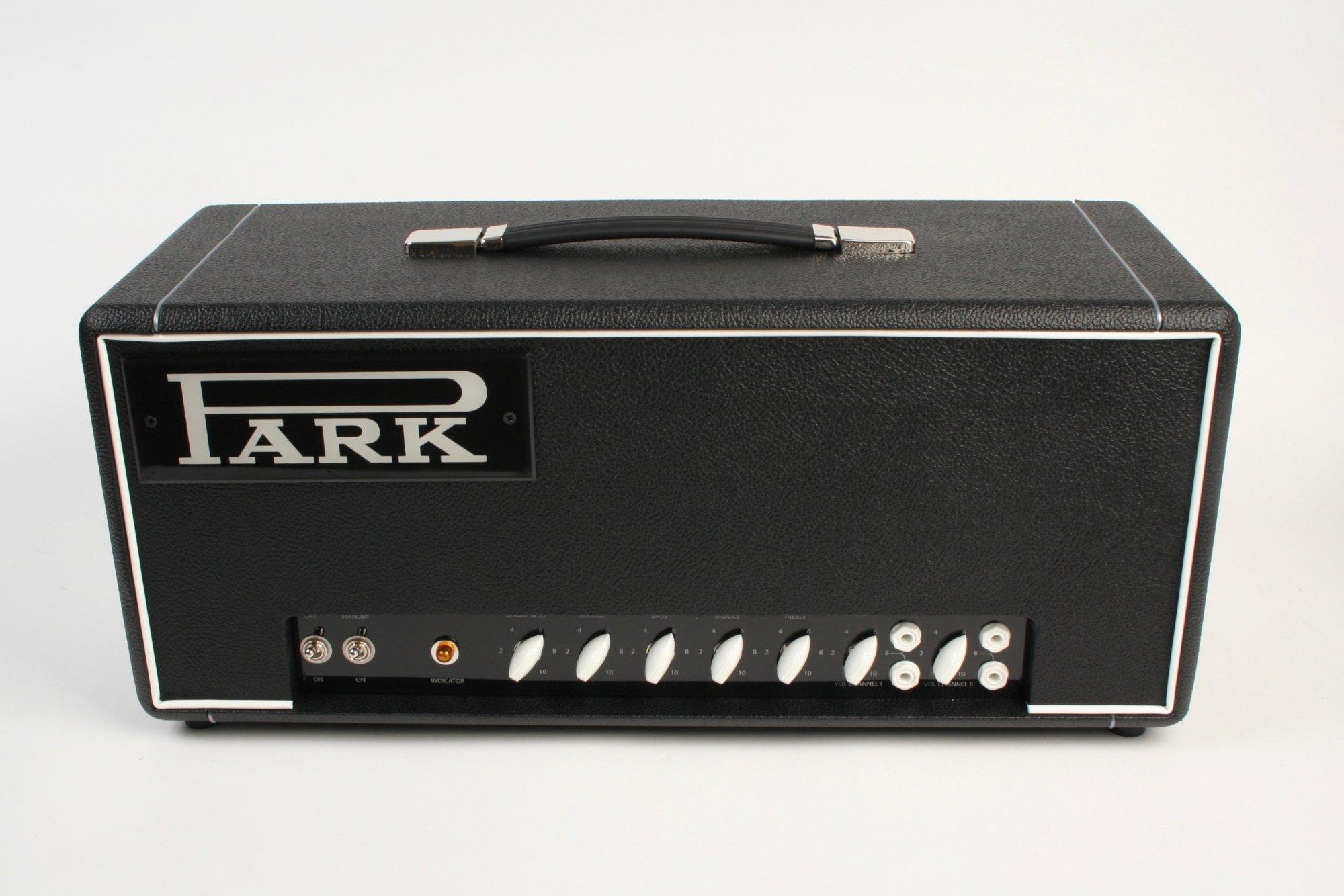 Park Amplifiers P45 Head Black