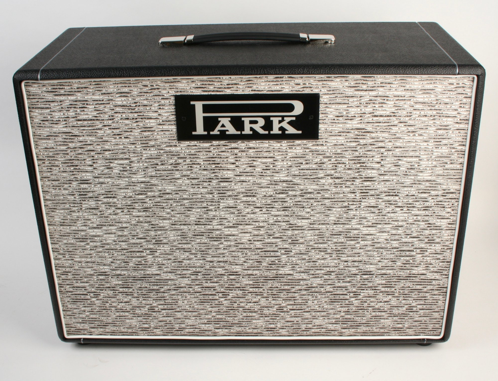 Park Amplifiers 2x12 Limited Edition Cab EC Collins Grill Cloth Celestion Creambacks