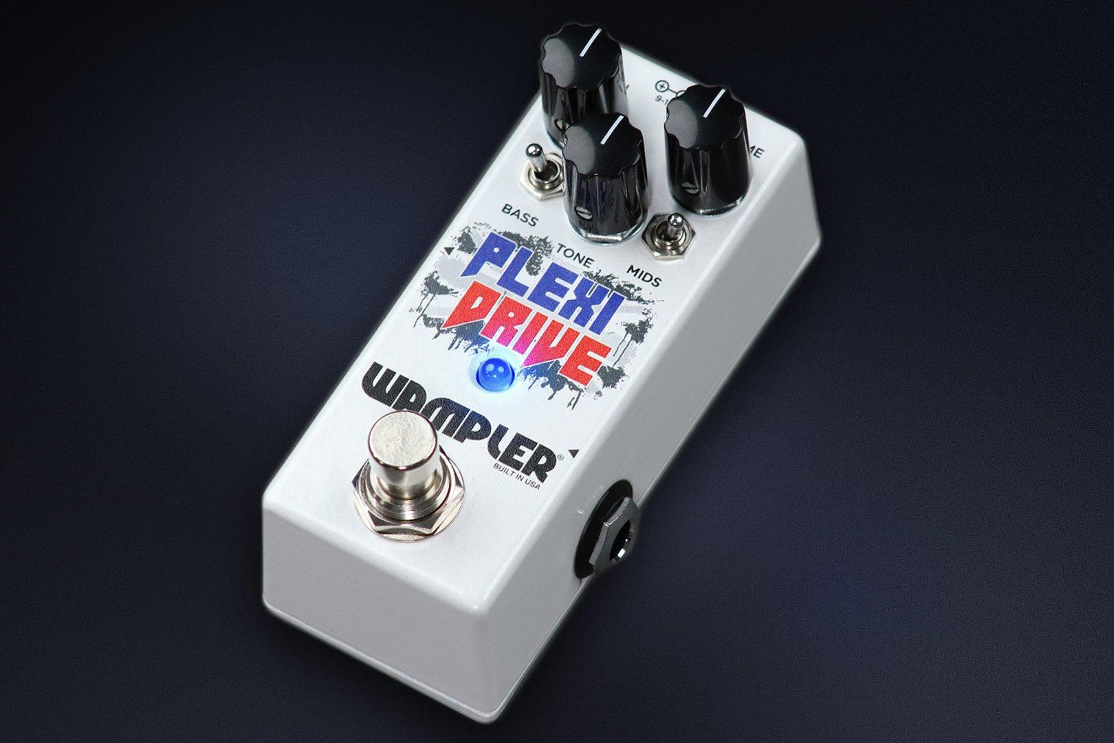 Wampler Plexi Drive Mini