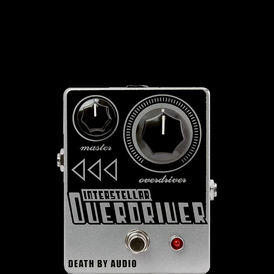 Death By Audio Interstallar Overdriver