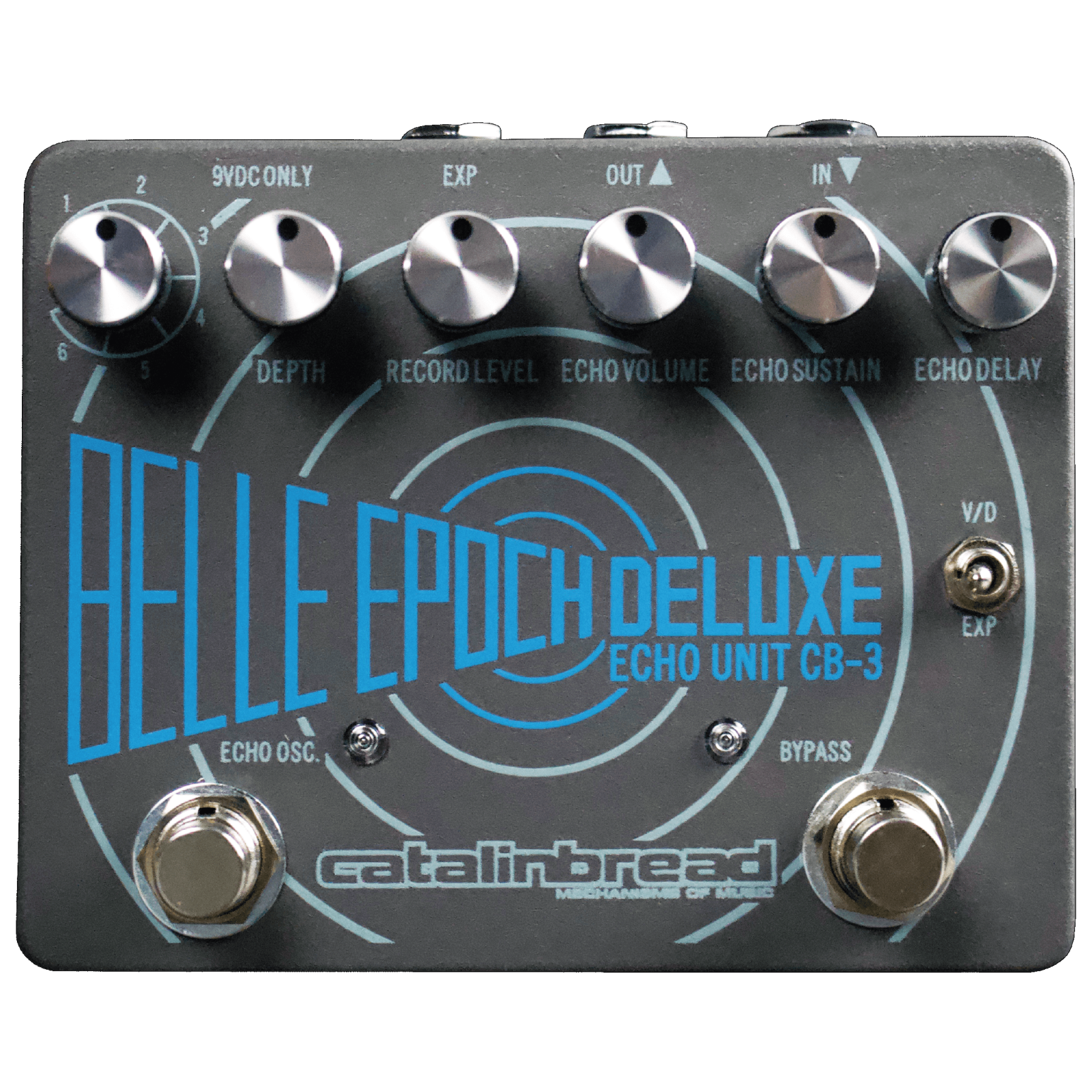 Catalinbread BELLE EPOCH DELUXE (with expression capability)