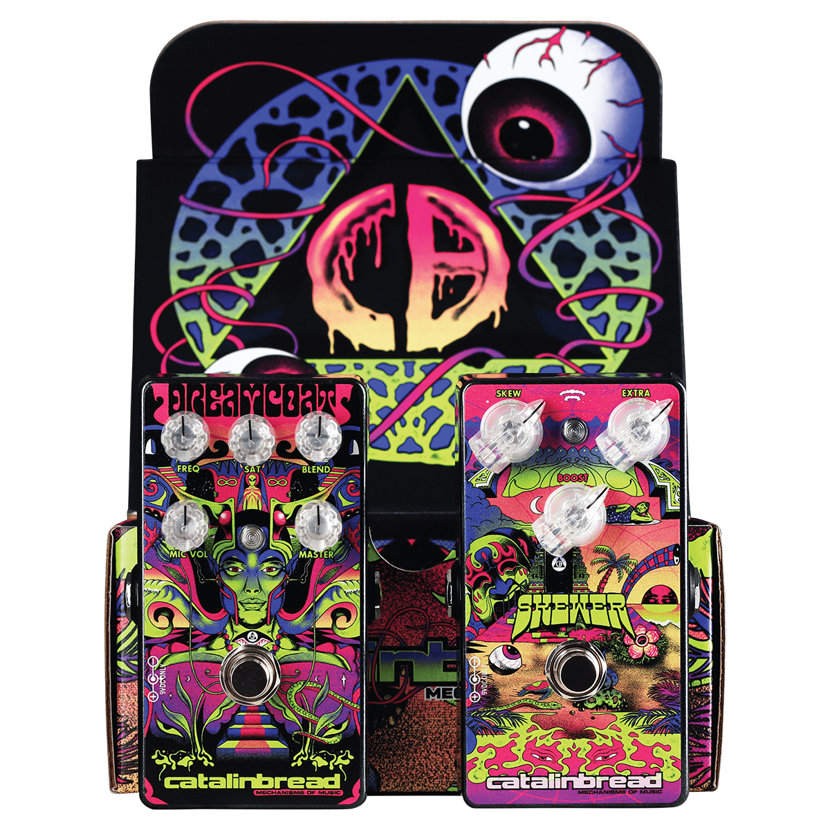Catalinbread Dreamcoat / Skewer BOX SET Limited Edition
