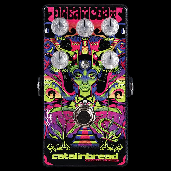 Catalinbread DREAMCOAT (Blackmore Preamp)