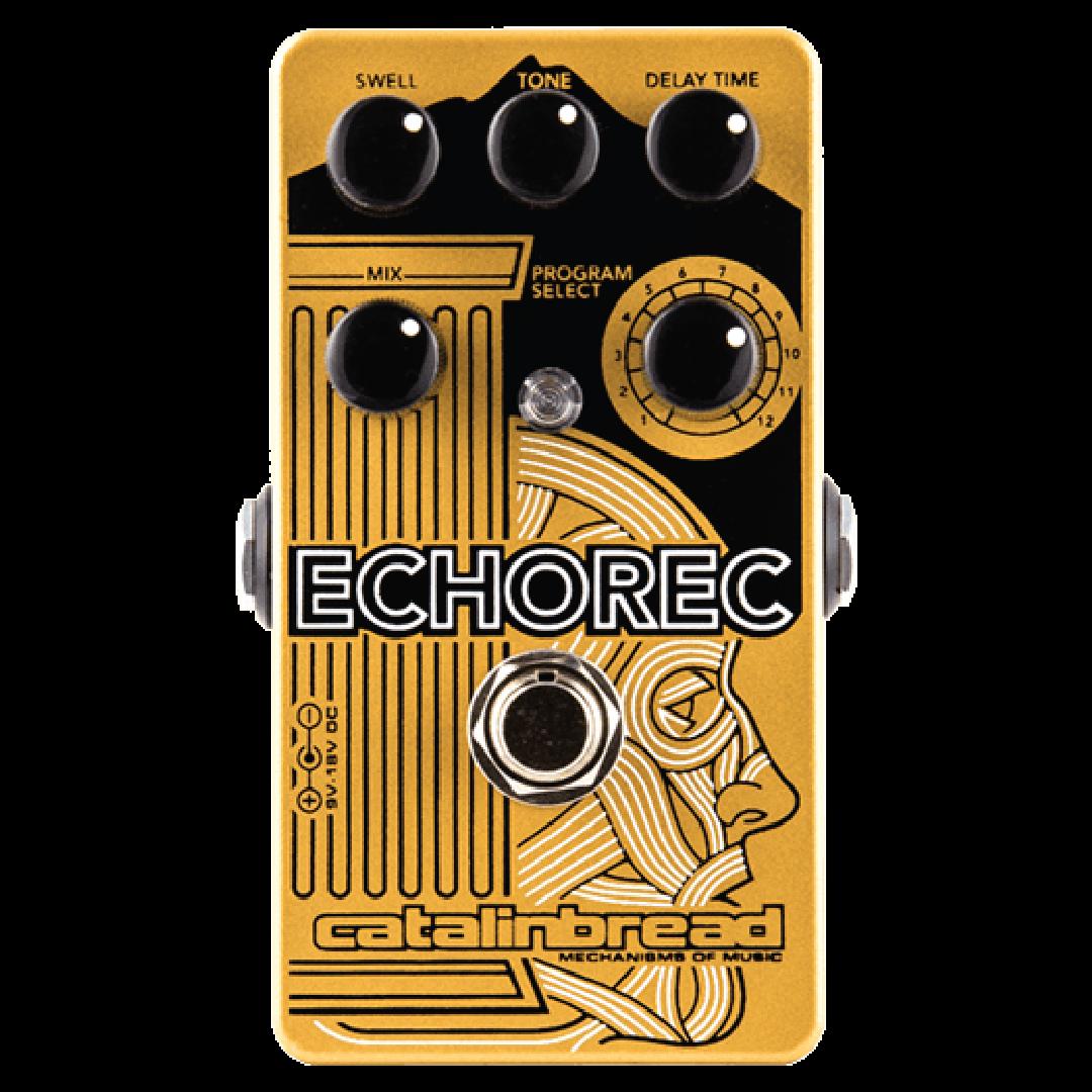 Catalinbread ECHOREC (Multi-tap Echo)