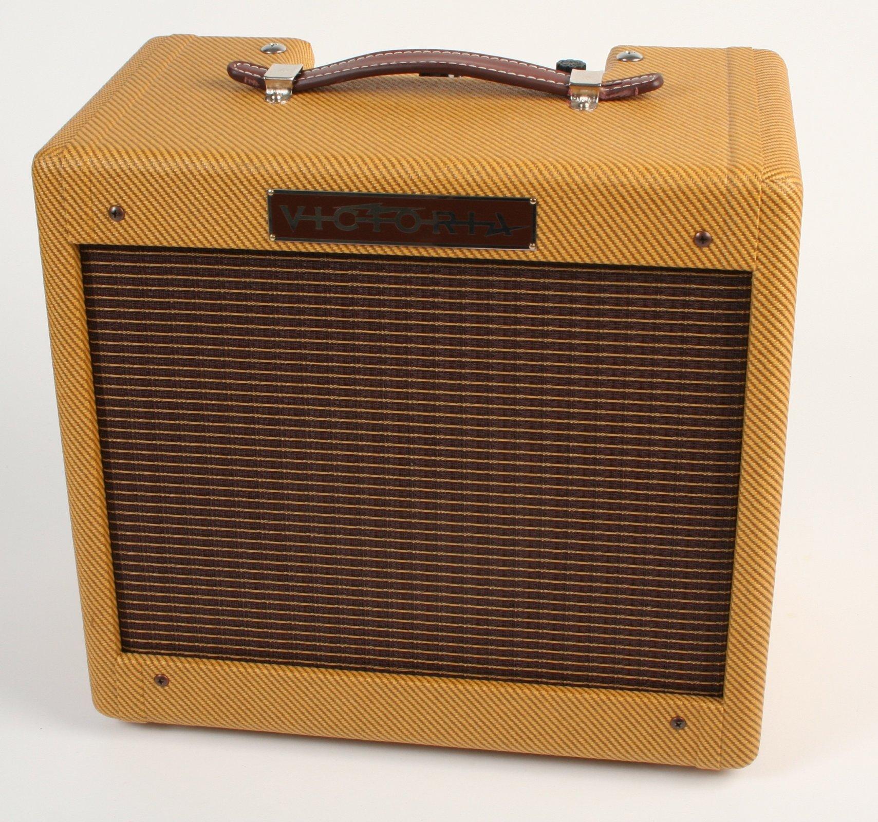 Victoria Amplifier Co 518 5F1 Style