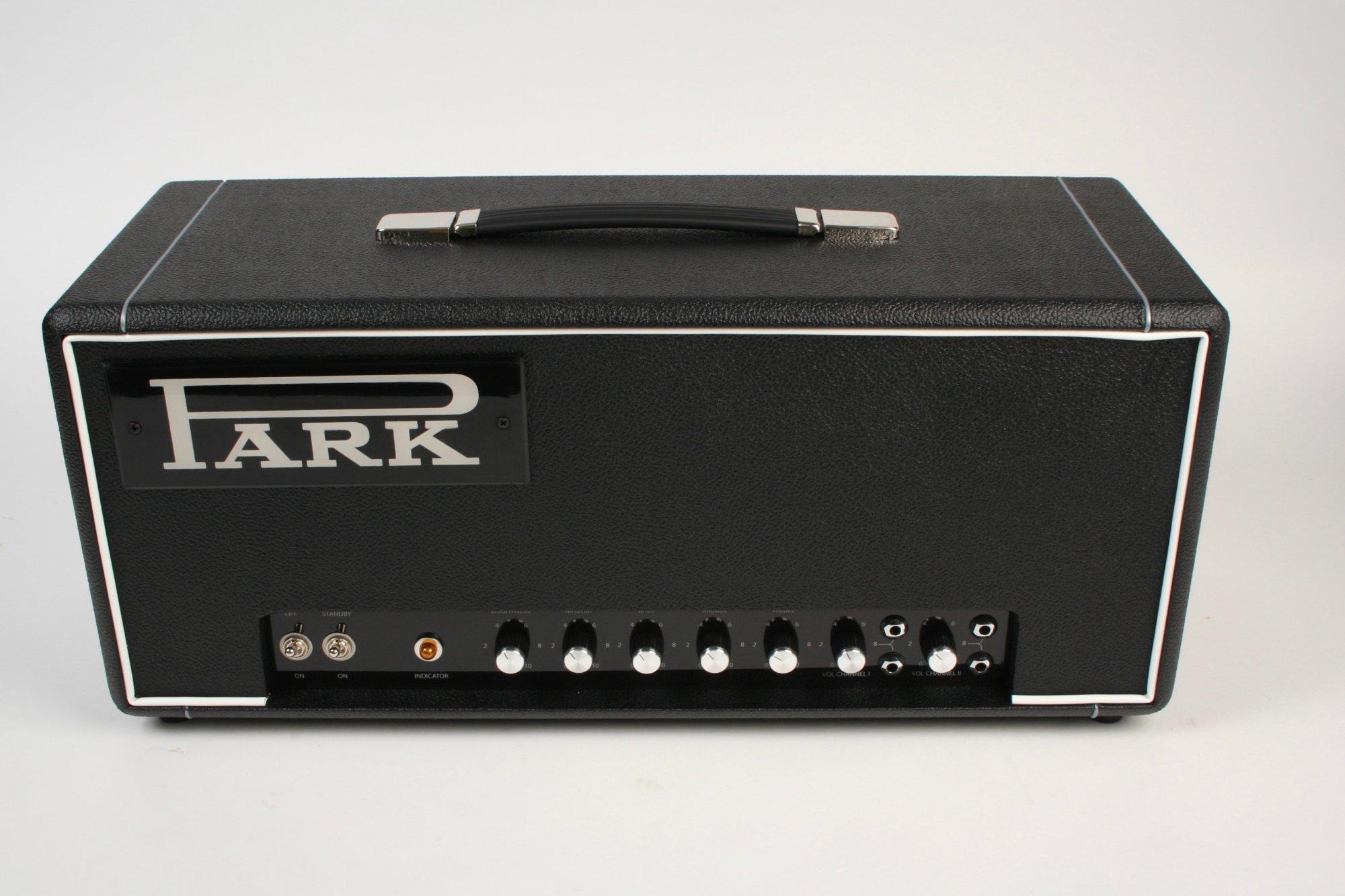 Park Amplifiers P50M Head Black