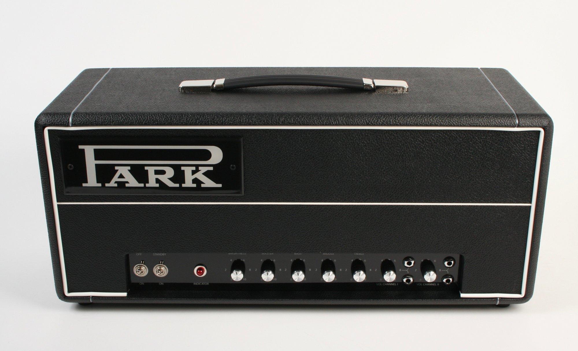 Park Amplifiers P75 Head Black