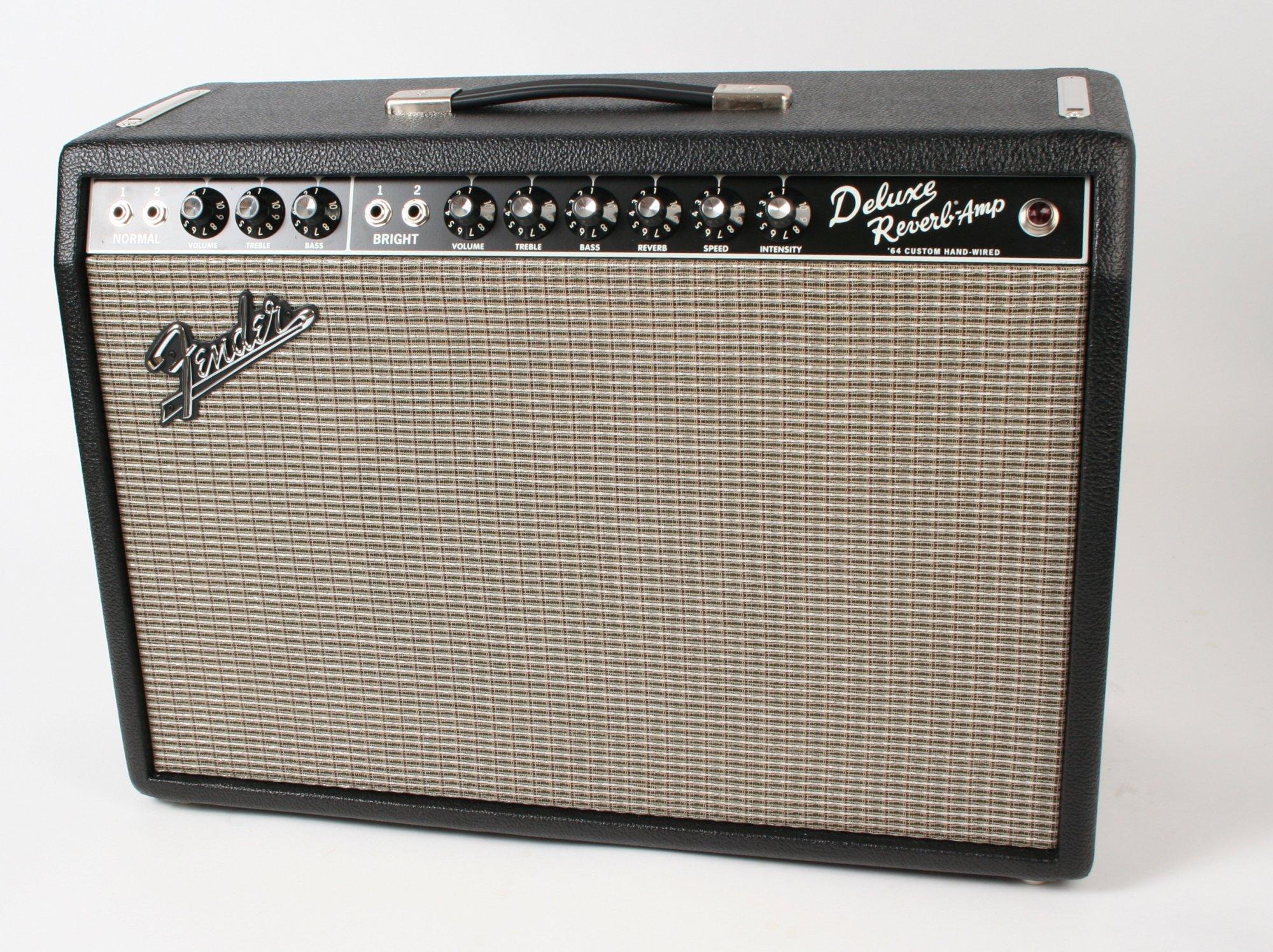 Fender 64 Custom Deluxe Reverb,Hand Wired