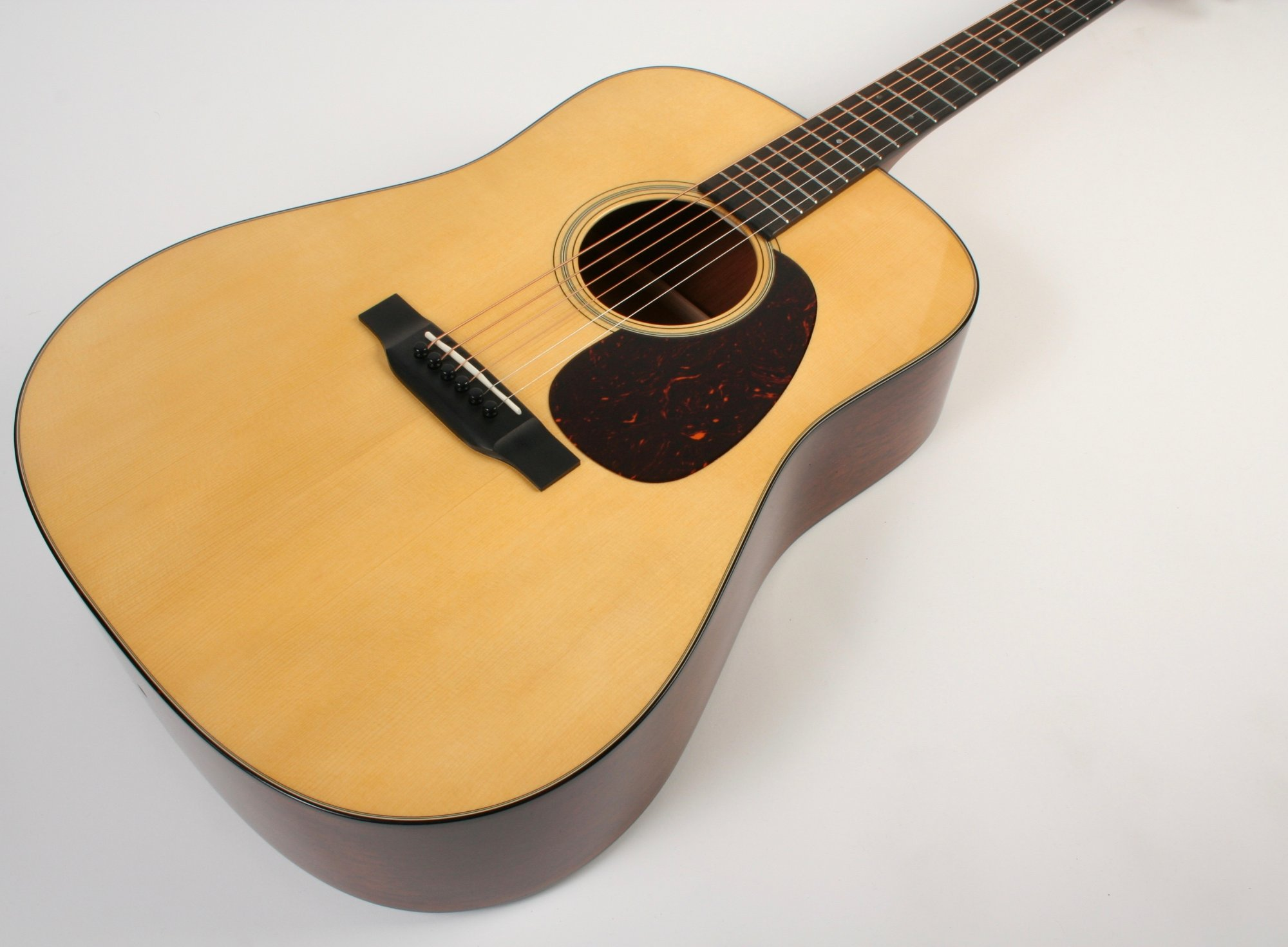 Martin Custom Shop Dreadnought D Size 18 Style Adirondack Top Modified Low Oval Neck Profile 1-11/16 Nut